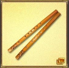 Бамбуковая флейта используется для нейтрализации негативного влияния нависающих балок, пустых дверных проемов, арок и т.д., очень приятный мелодичный звон.