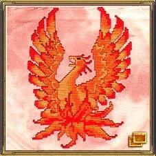 Феникс символизирует процветание