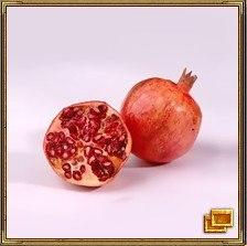 Гранат - символ и пожелание многочисленного потомства. Посадите у себя гранатовое деревце, и пусть оно растет вместе с Вашими детьми