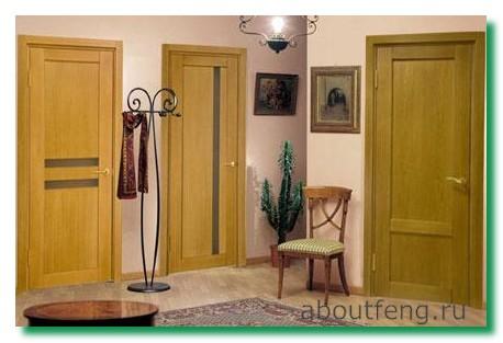 Дверь - дыхание жизни в вашей квартире