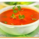 Супы с курицей и телятиной