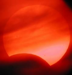 Неделя действия солнечного затмения