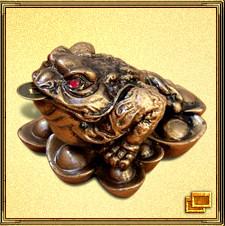 трехногая жаба
