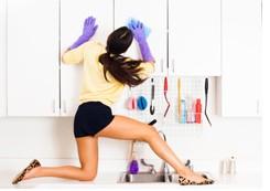 Обряд для очищения энергетики кухни
