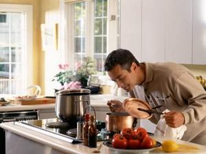 кухня для снятия стресса