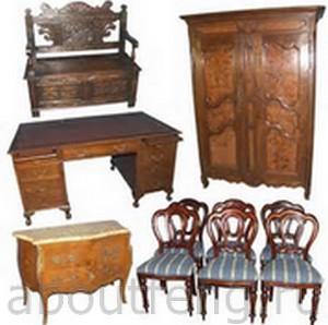 антикварная мебель - хорошо или плохо