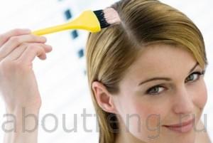 Когда лучше красить волосы