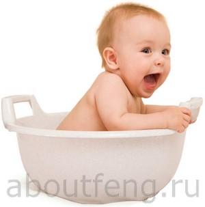 ритуал купания ребенка