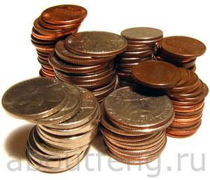 медные монеты для финансового успеха