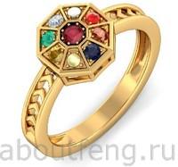волшебное кольцо Наваратна