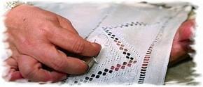 Вышивание, плетение, вязание — магические процессы