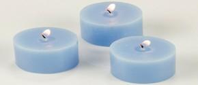 Голубой цвет вселяет в душу покой