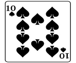 игральные карты талисман