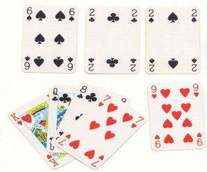 Известные бренды игральных карт