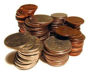Талисман удачи — новенькая денежка
