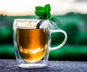 заговорить чашку чая