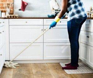 Секреты уборки квартиры