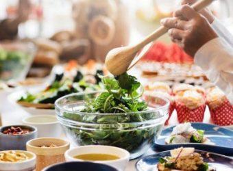 Приготовление и хранение салатов