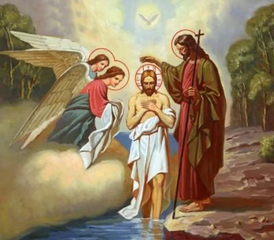 традиции на крещение