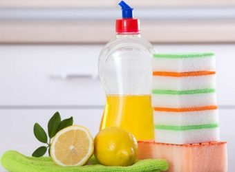 Новые варианты применения жидкости для мытья посуды