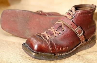 ботинок амулет