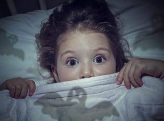 Как избавить малыша от ночных страхов