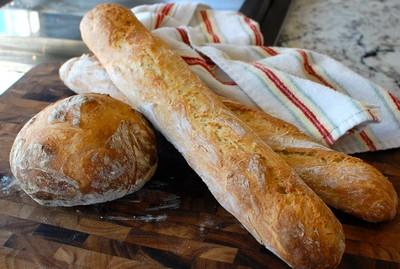 невкусный хлеб