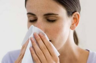 лечить насморк