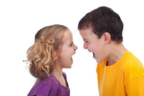 чтобы дети не ссорились