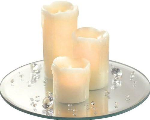 гадание на свечах и зеркале