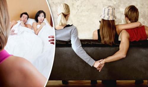 заговоры на неверного мужа