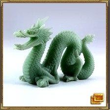 """Дракон символизирует силу и великодушие, мужество и выносливость, счастье и благополучие, удачу и творческие способности. Он приносит дух возрождения и изменений, представляет собой продуктивные силы природы. Это символ бдительности и безопасности, который отдельно отстоит от всех небесных созданий и объединяет всех чешуйчатых созданий Вселенной. """"Дракон в небе - большая удача!"""" - так с древних времен говорят в Китае. У дракона обязательно должна быть волшебная жемчужина, представляющая собой символ духовного и материального богатства. Дракон покровительствует начальникам и директорам, приносит удачу в бизнесе. Фигурку Дракона рекомендуется ставить на рабочий стол в кабинет начальника. Если Вы хотите развивать свой бизнес, то используйте изображение или фигурку дракона с жемчужиной."""