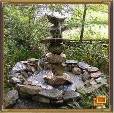 Фонтан - символ воды в движении, отлично активизирующий энергию воды, не позволяющий ей застаиваться. Это символ богатства и изобилия. Вода в движении символизирует огромную удачу.