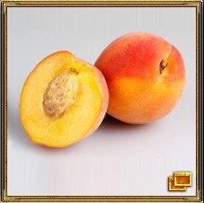 Персик - китайский символ вечности, здоровья, долголетия и супружества.