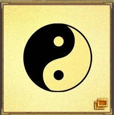"""Символ Инь-Ян (кит. """"Тайцзи"""") - символ гармонии и единства мужского и женского начал, символ жизни, придающий энергетическое равновесие. Это один из древнейших философских символов"""
