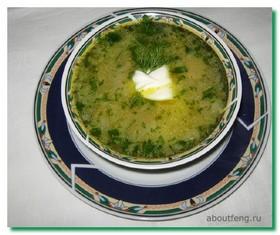 Овощной суп-пюре с огурцами