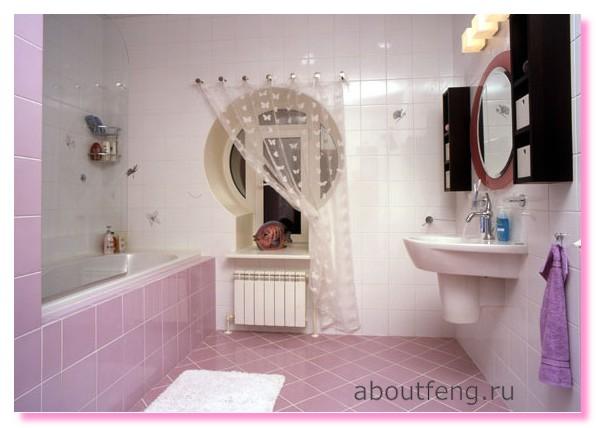 Ванная и фэн-шуй