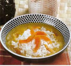 Супы с рисом
