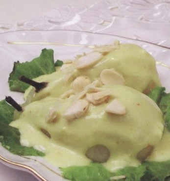 яйца в горчичном соусе