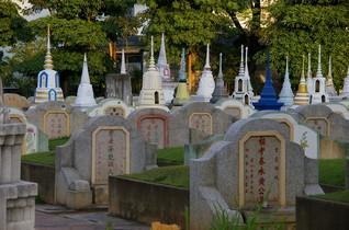 о кладбище
