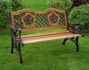 Если в вашем саду нет сидений