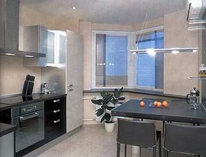 Если солнечный свет не попадает на кухню или в гостиную