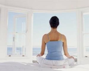 очистить воздух для снятия стресса