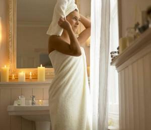 ванная комната для снятия стресса