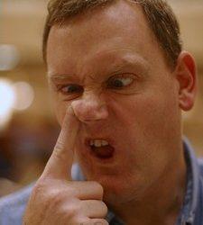 О чем рассказывает мужской нос