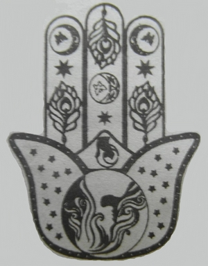 талисман Рука Бога