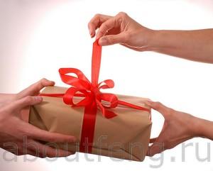 Чтобы подарок не навредил