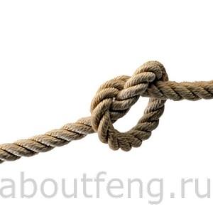 завязать узелок на выздоровление