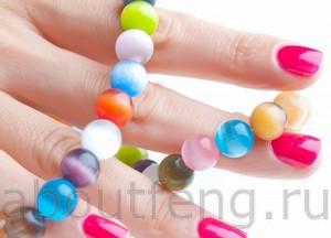Магия цвета ногтей