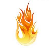 очищение магией огня